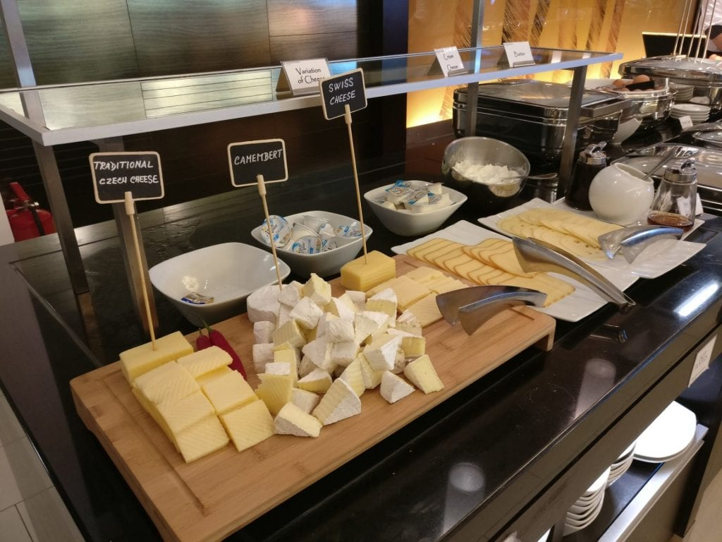 InterContinental Prague Breakfast 3