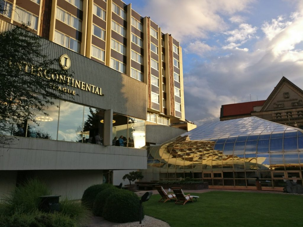 InterContinental Prague Garden 2