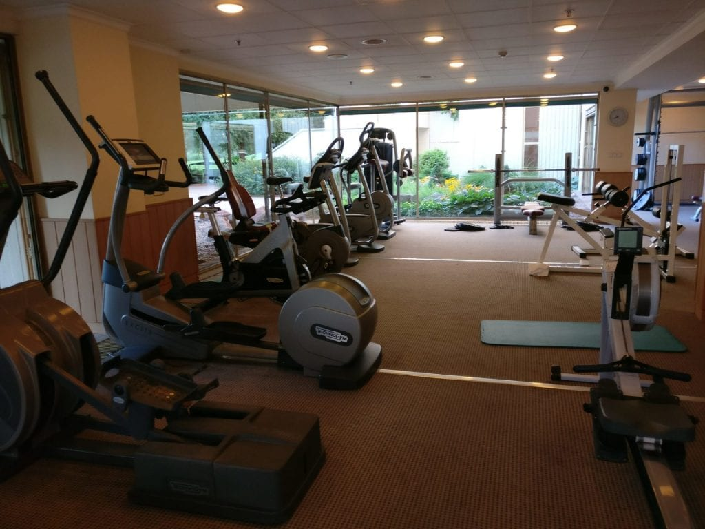 InterContinental Prague Gym