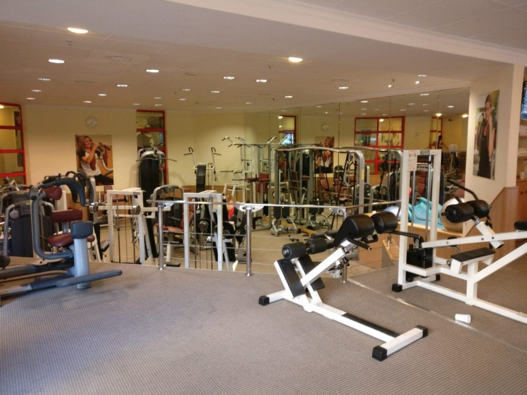 InterContinental Prague Gym 2
