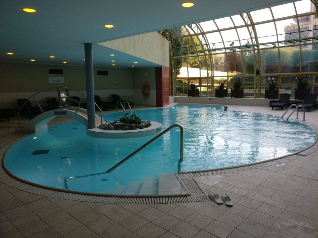 InterContinental Prague Pool 3