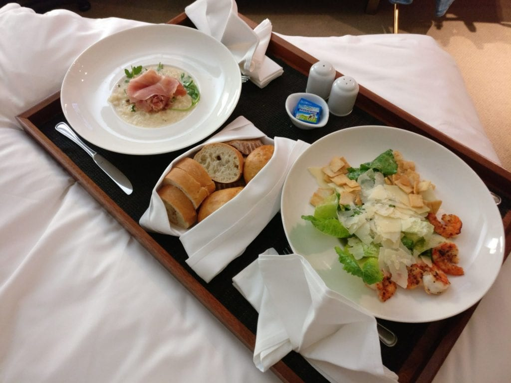 InterContinental Prague Room Service