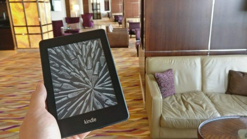 Kindle eBook Reader Größe