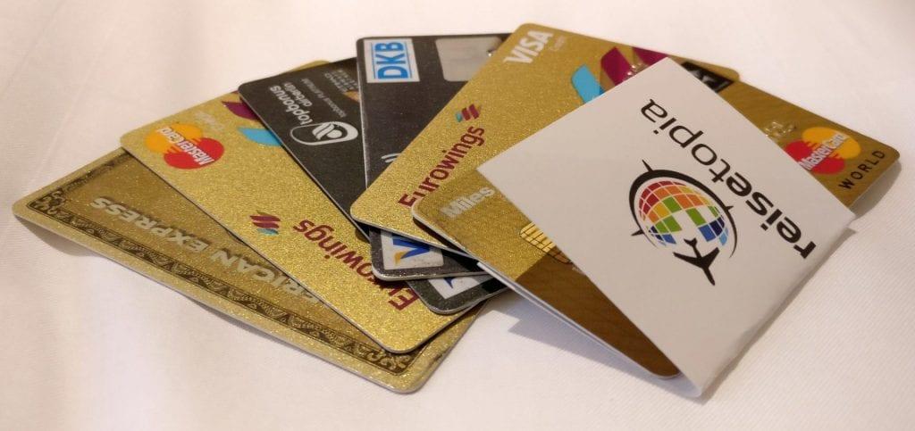 Gold Kreditkarten im Vergleich