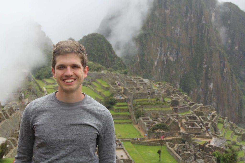 Moritz Machu Picchu