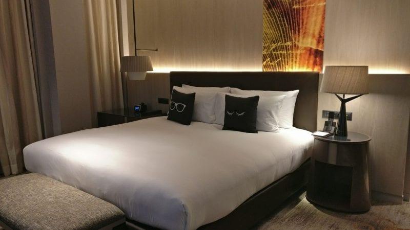 Sofitel Kuala Lumpur Damansara Bett