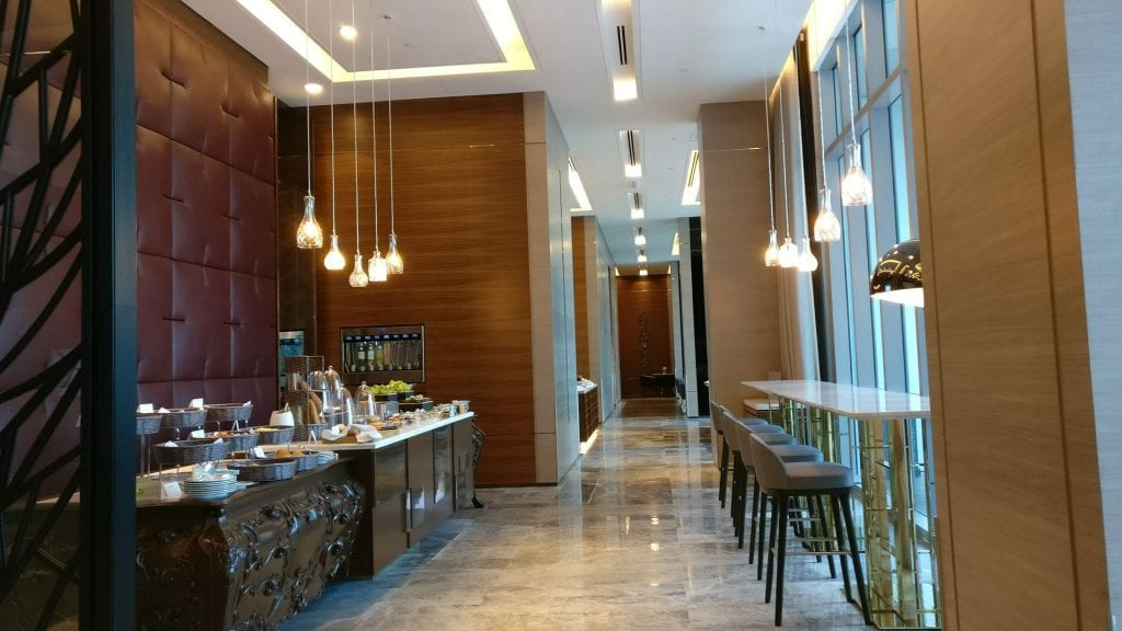 Sofitel Kuala Lumpur Damansara Club Lounge