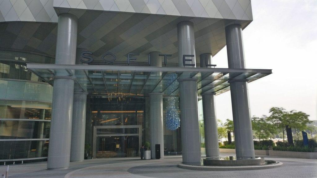 Sofitel Kuala Lumpur Damansara Eingang