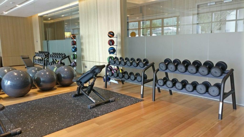 Sofitel Kuala Lumpur Damansara Fitness Studio 1