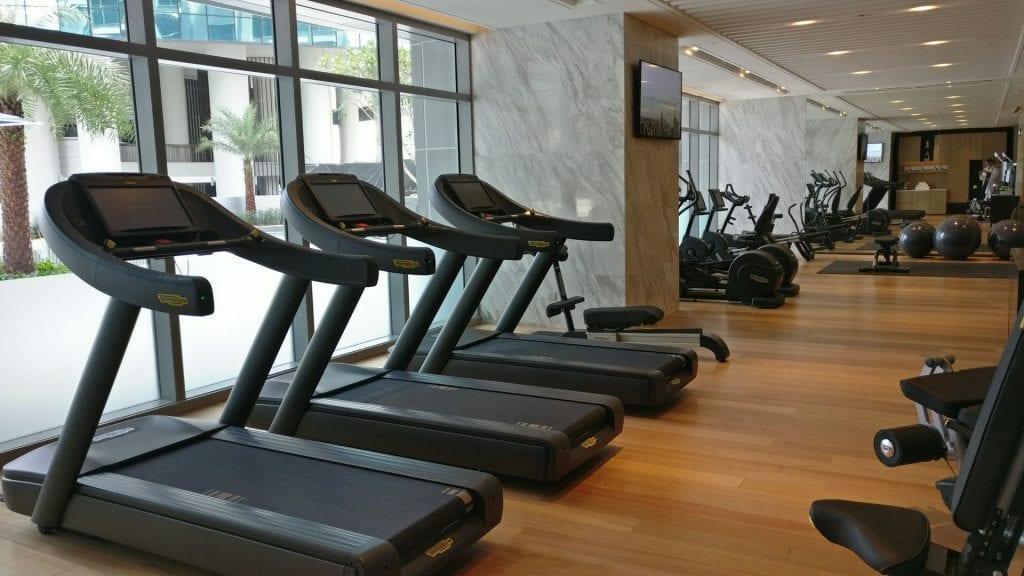 Sofitel Kuala Lumpur Damansara Fitness Studio 2