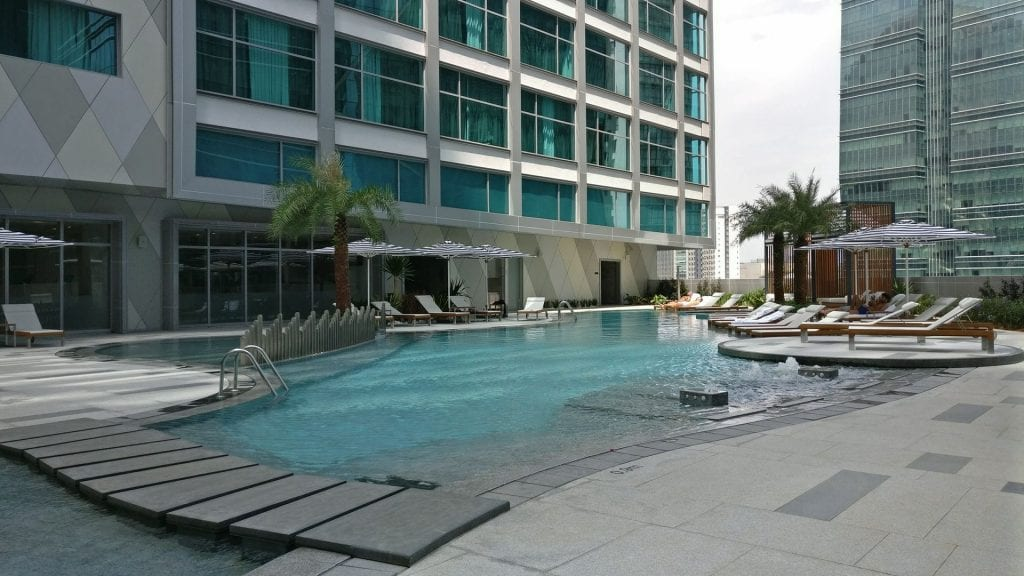 Sofitel Kuala Lumpur Damansara Pool