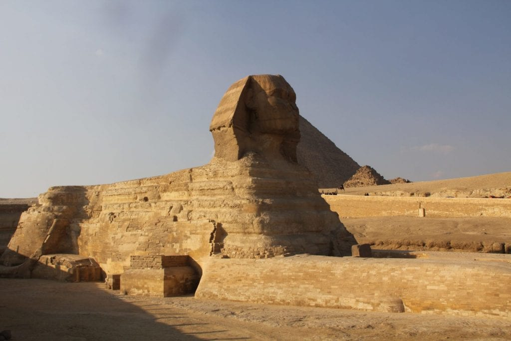 Sphinx of Gizeh 2