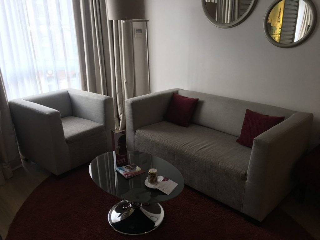 crowne plaza hannover executive zimmer