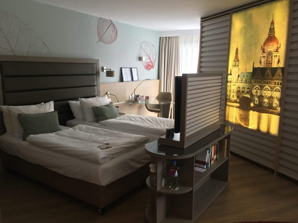 crowne plaza hannover executive zimmer 2