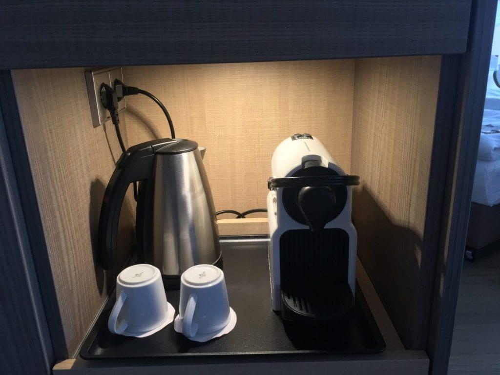 crowne plaza hannover kaffee