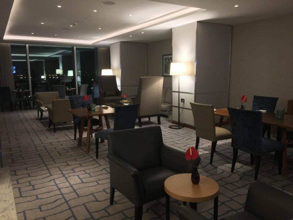 intercontinental london the o2 club lounge 2