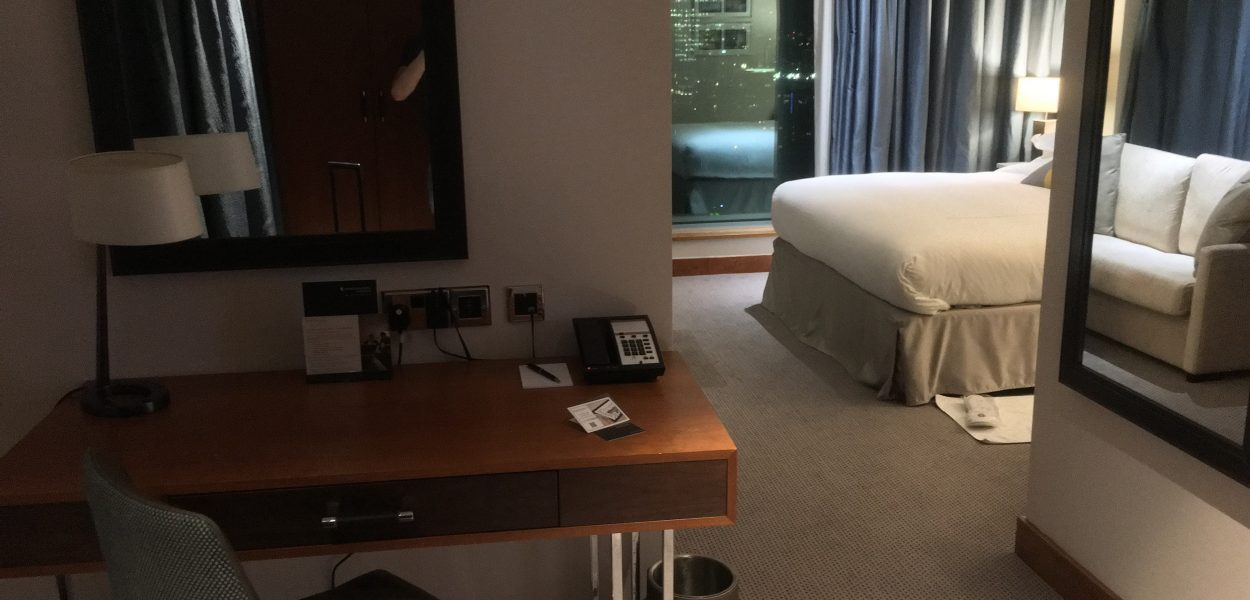 intercontinental london the o2 zimmer
