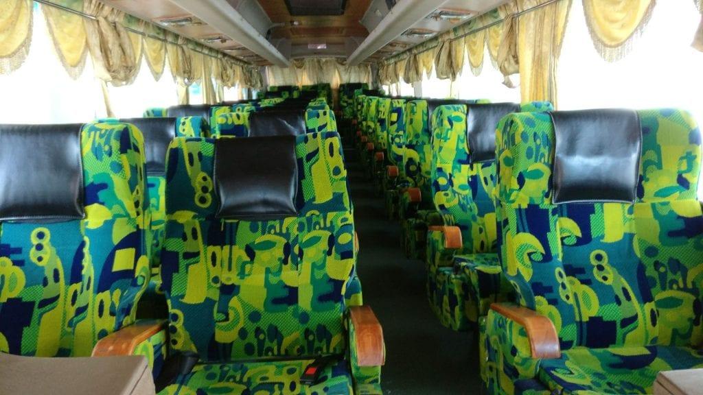 Bus Malaysia Cameron Highlands