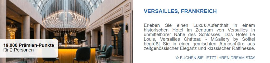Deam Stays Versailles