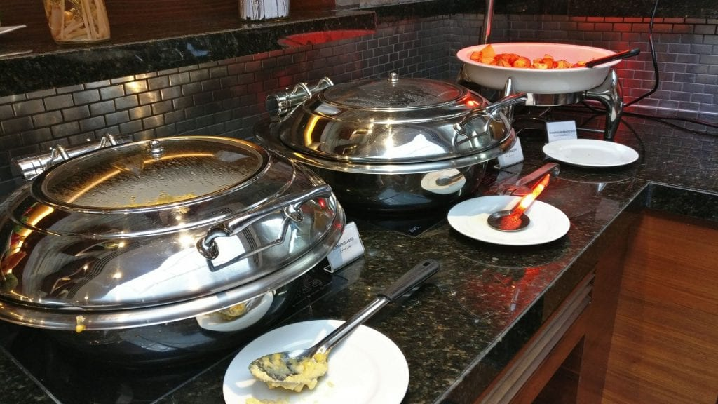 Hilton Garden Inn Dubai Al Muraqabat Breakfast