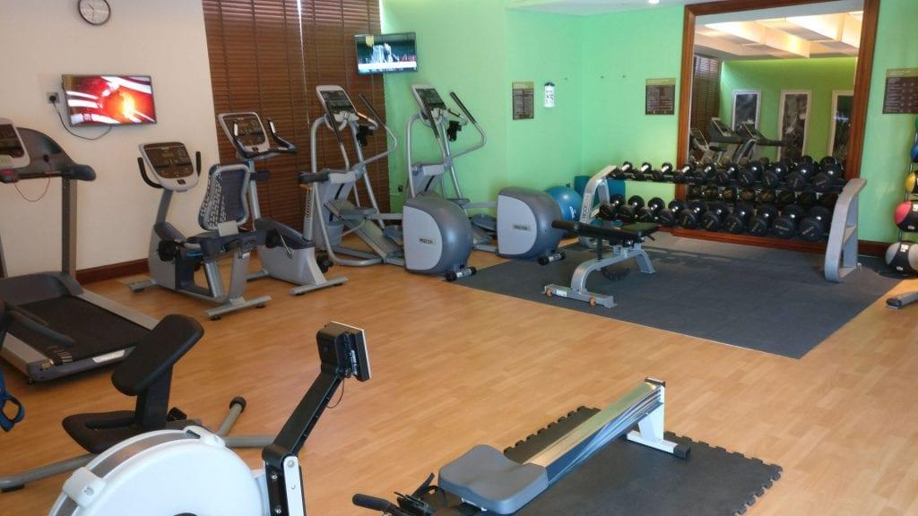Hilton Garden Inn Dubai Al Muraqabat Gym 3