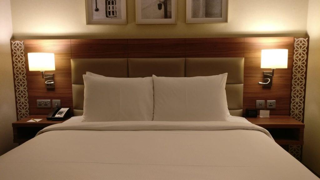 Hilton Garden Inn Dubai Al Muraqabat Suite Bedroom 5