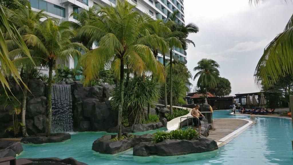 Hilton Kuala Lumpur Pool