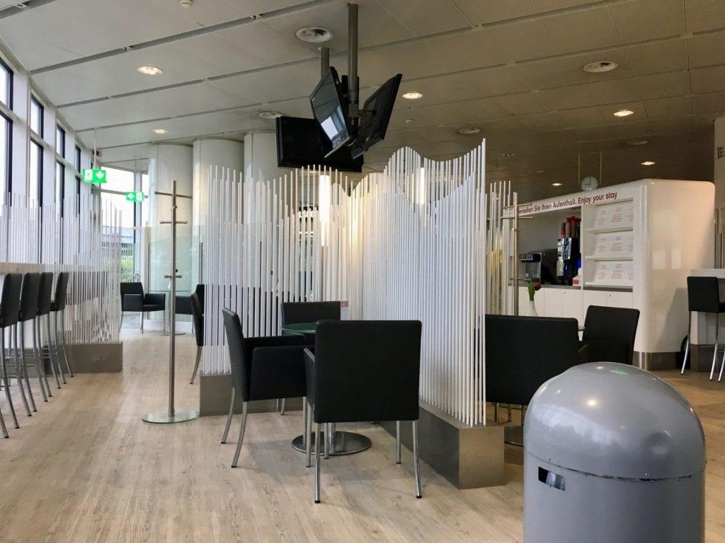 Air Berlin Wartebereich MUC