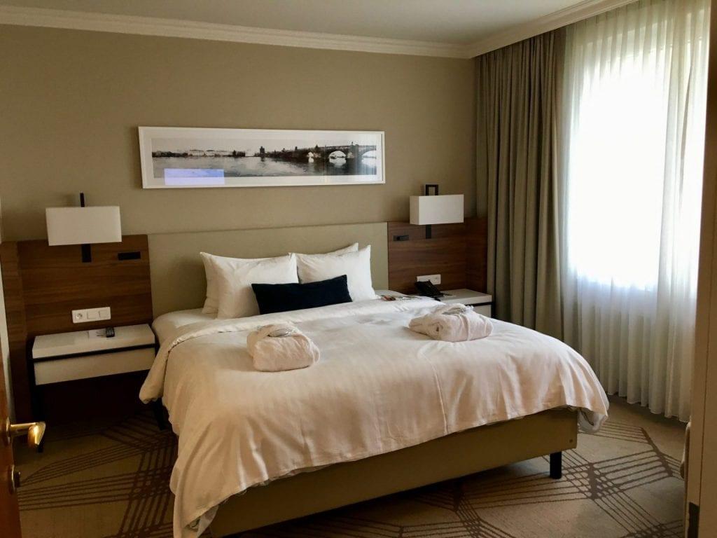 Schlafzimmer - Junior Suite