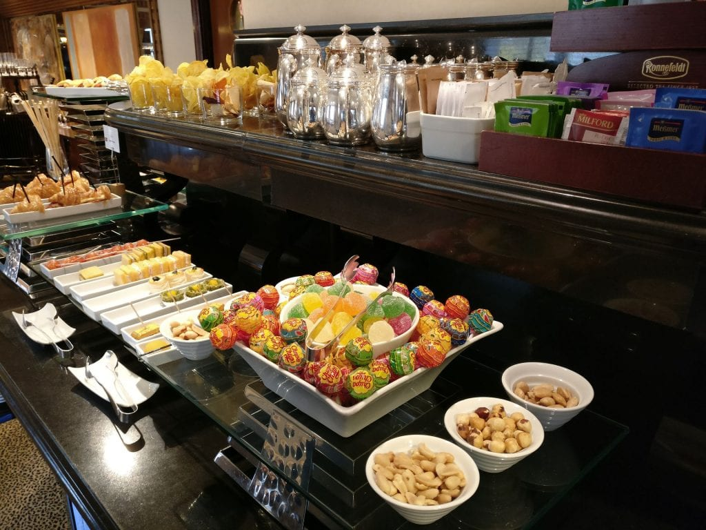 InterContinental Madrid Club Buffet