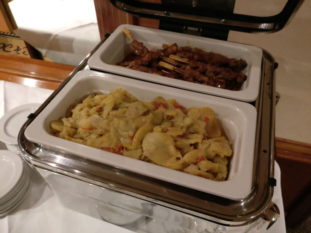 InterContinental Madrid Club Buffet 6
