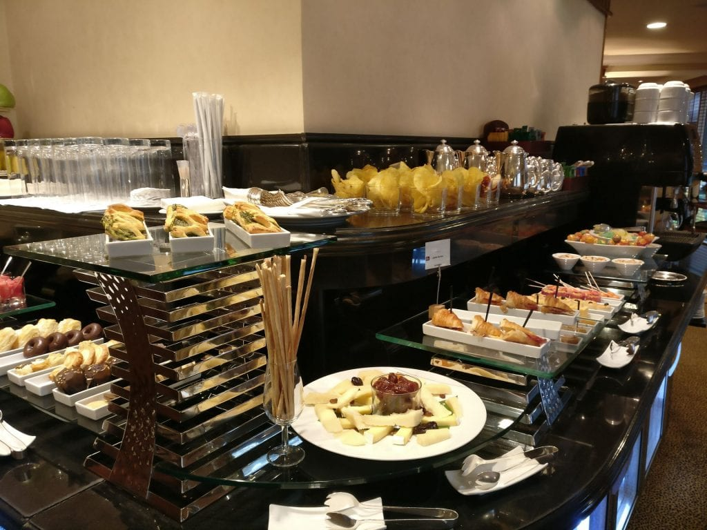 InterContinental Madrid Club Buffet 7