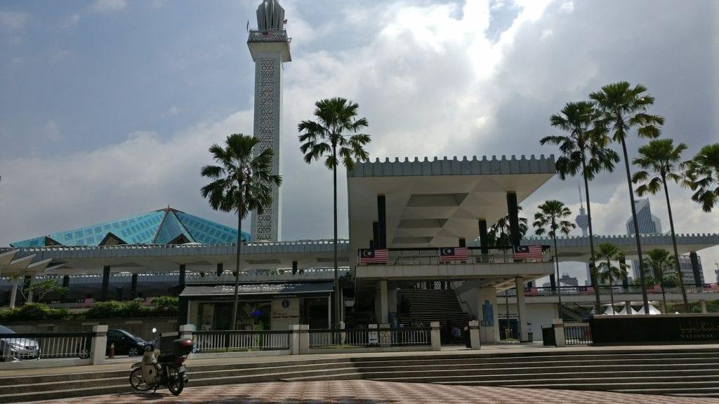 Kuala Lumpur National Mosque Masjid Negara