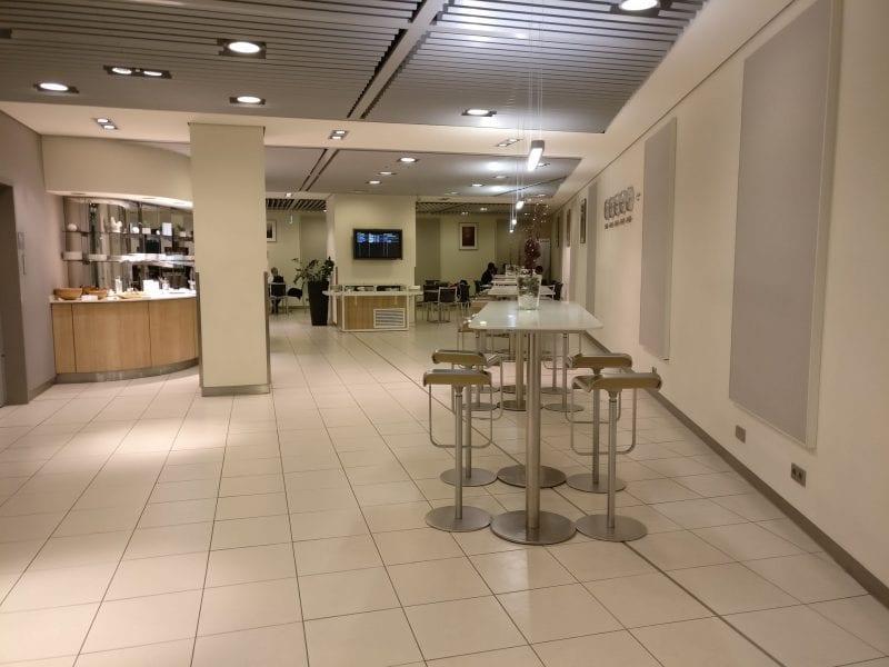 Lufthansa Business Lounge Paris