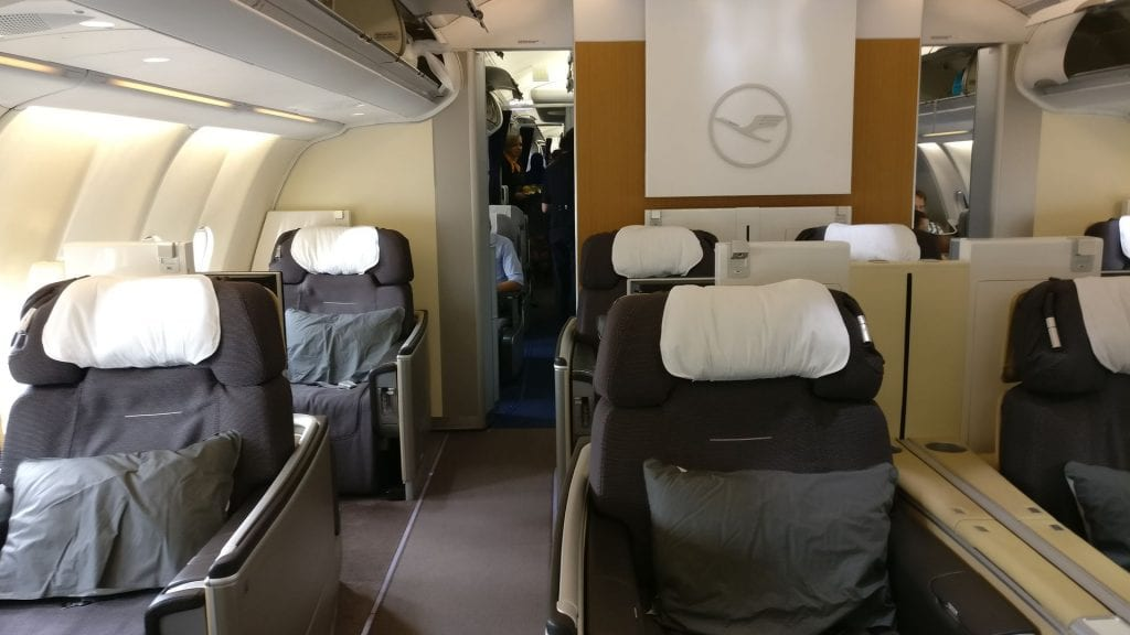 Lufthansa PartnerPlusBenefit Punkte einlösen Upgrades