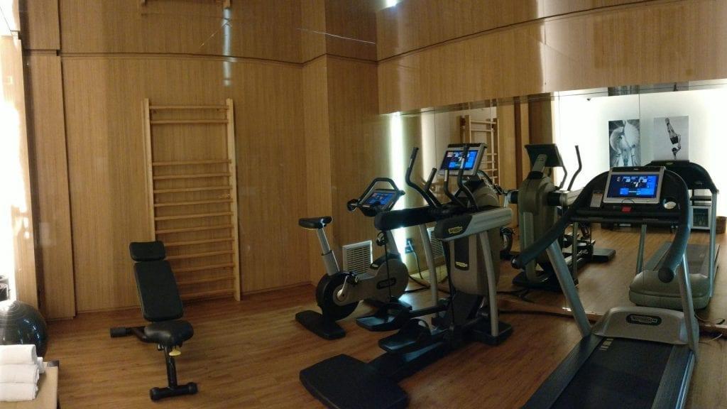 M Gallery L Echiquier Opera Paris Fitnessraum 1