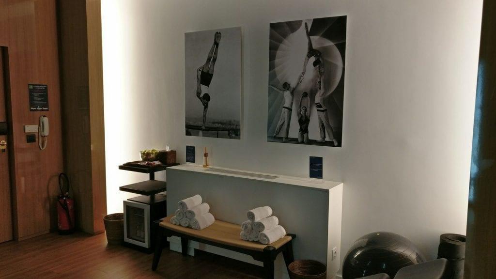 M Gallery L Echiquier Opera Paris Fitnessraum 2