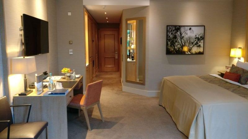 Seehotel Überfahrt Virtuoso Hotels in Deutschland