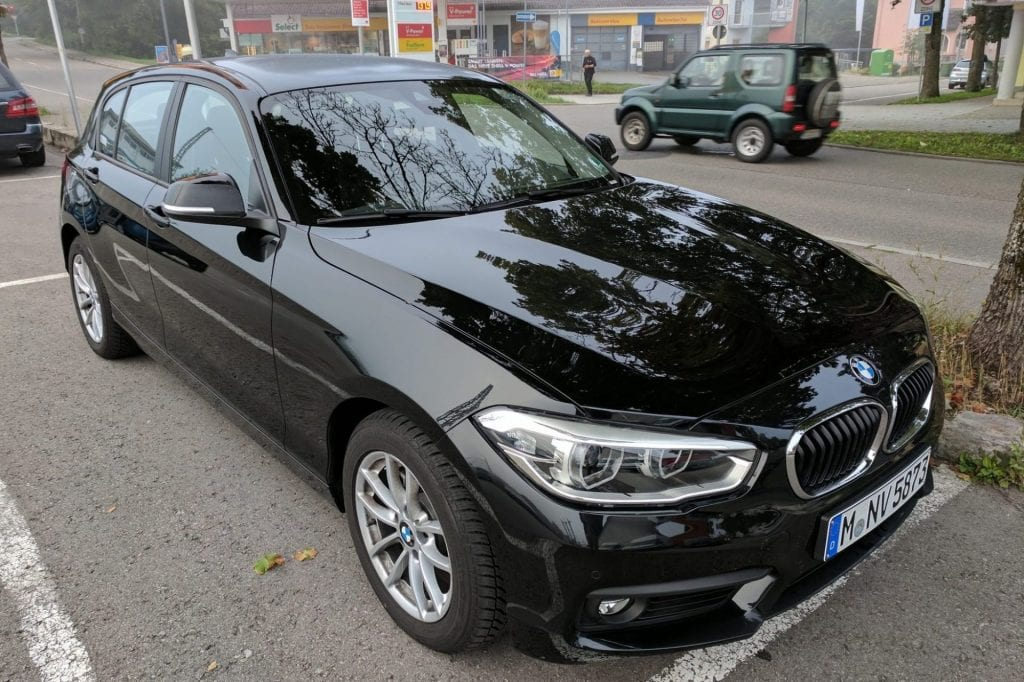 Sixt BMW 1er 118d