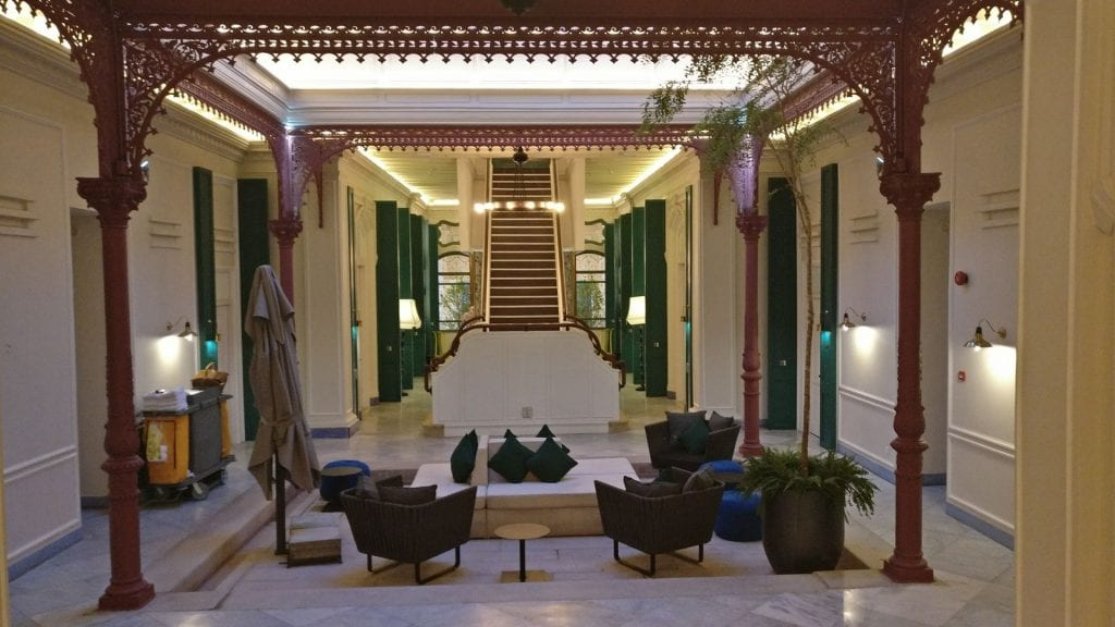The Edison George Town Penang Lobby