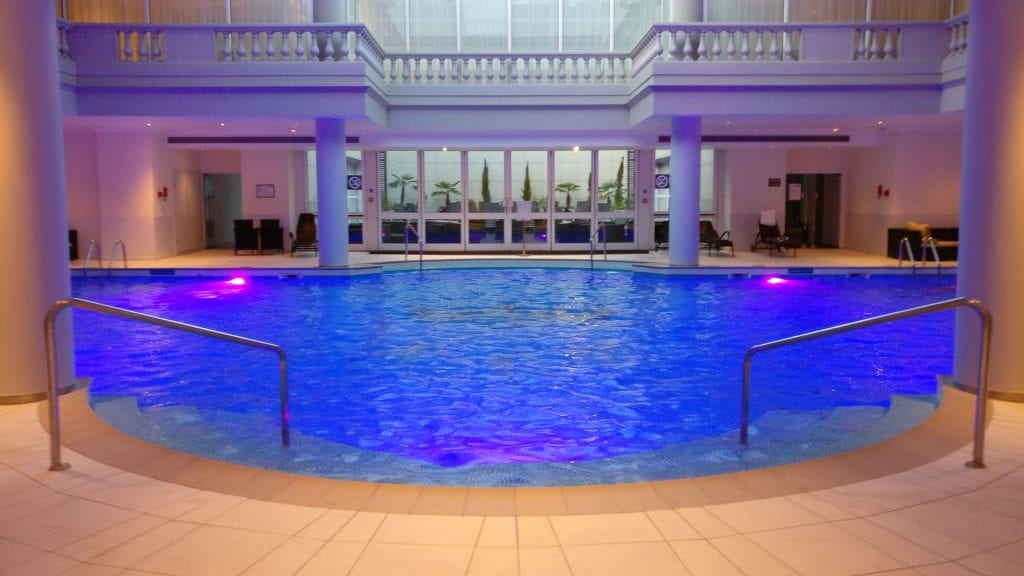 Trianon Palace Versailles Waldorf Astoria Pool