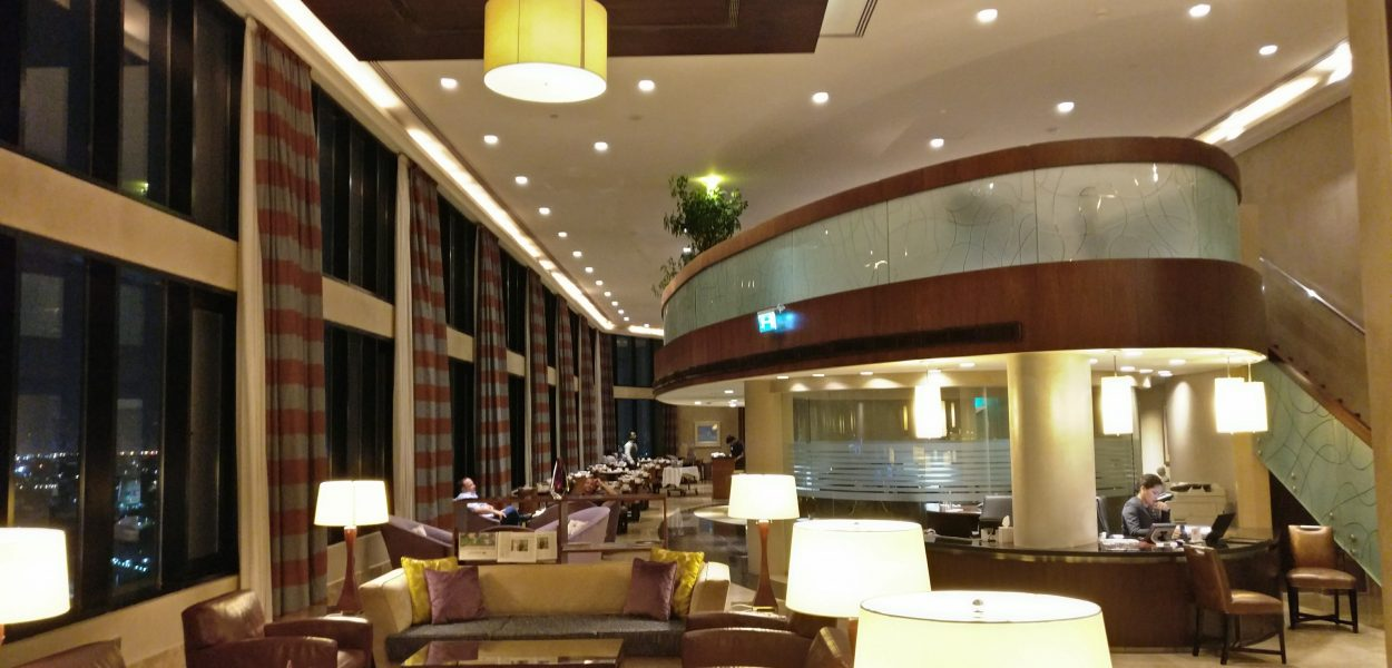 intercontinental abu dhabi club lounge