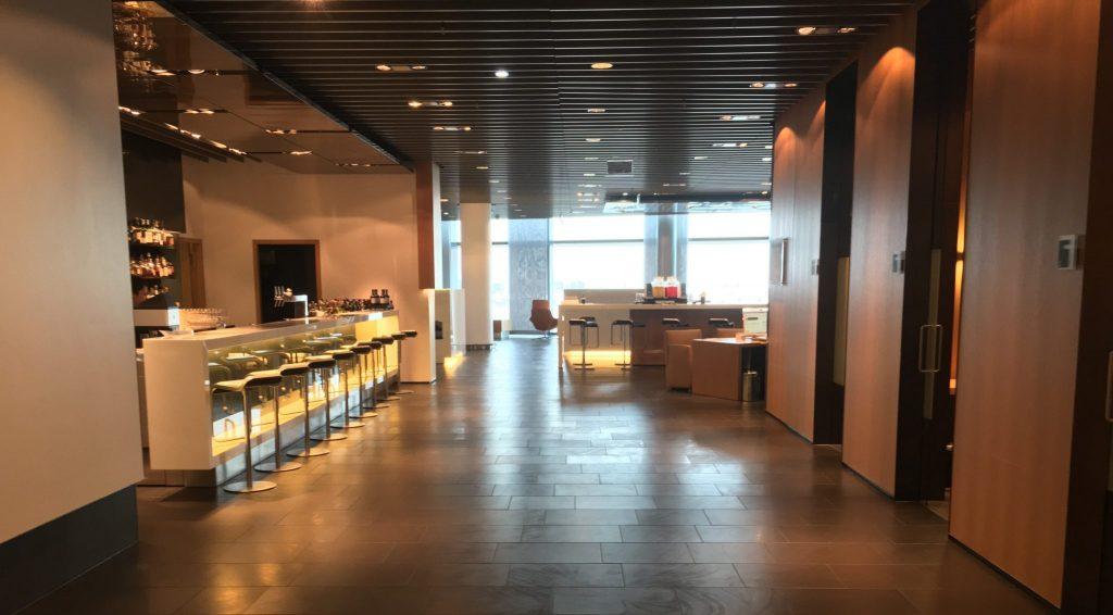 lufthansa first class lounge frankfurt a eingang