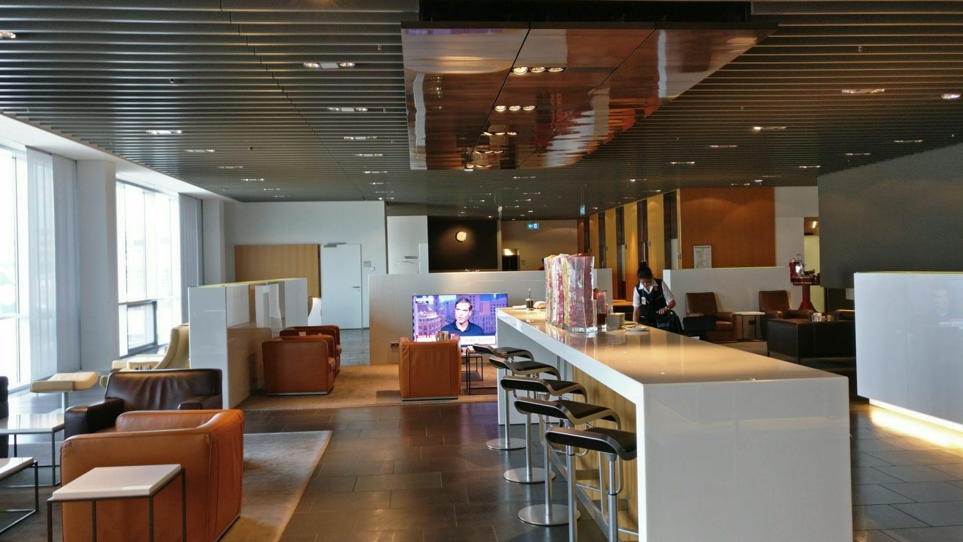 Review: Lufthansa First Class Lounge Frankfurt B