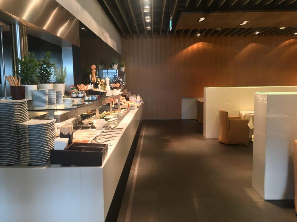 lufthansa first class lounge frankfurt b restaurant