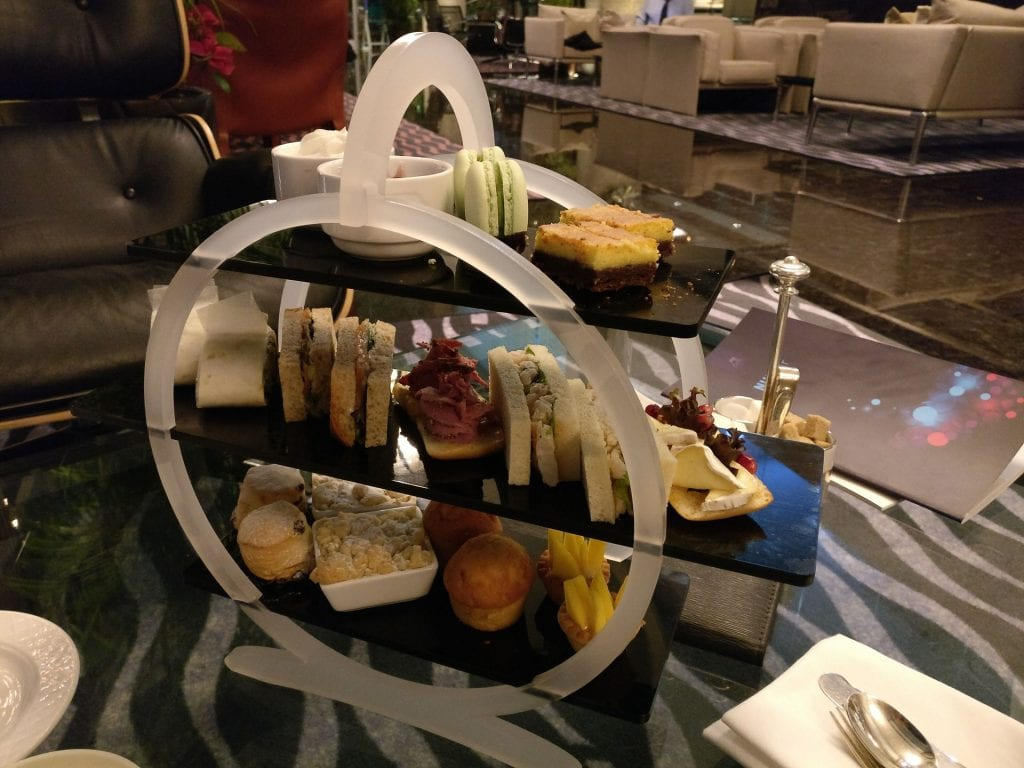 Amathus Beach Hotel Limassol Afternoon Tea 2