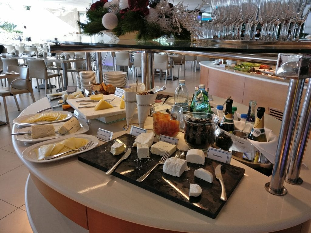 Amathus Beach Hotel Limassol Breakfast 3