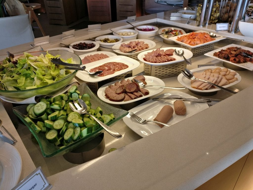 Amathus Beach Hotel Limassol Breakfast 4