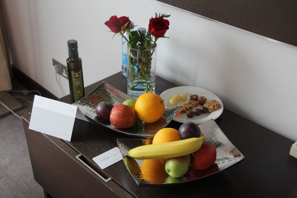 Amathus Beach Hotel Limassol Fruits & Chocolates