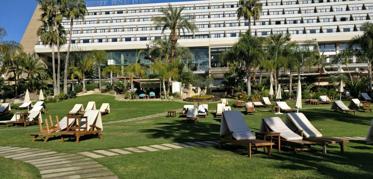 Amathus Beach Hotel Limassol Garden 2